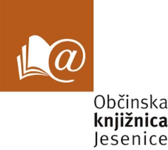 Spletna stran Občinske knjižnice Jesenice