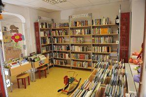 Knjižnica Dovje-Mojstrana