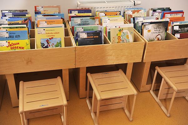 Knjižnica Gozd-Martuljek