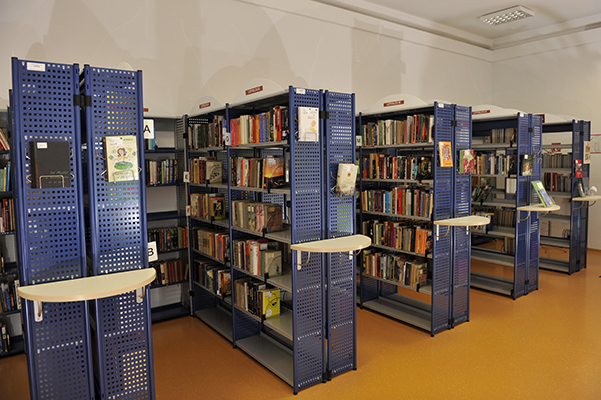 Knjižnica Hrušica