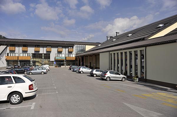 Knjižnica Kranjska Gora