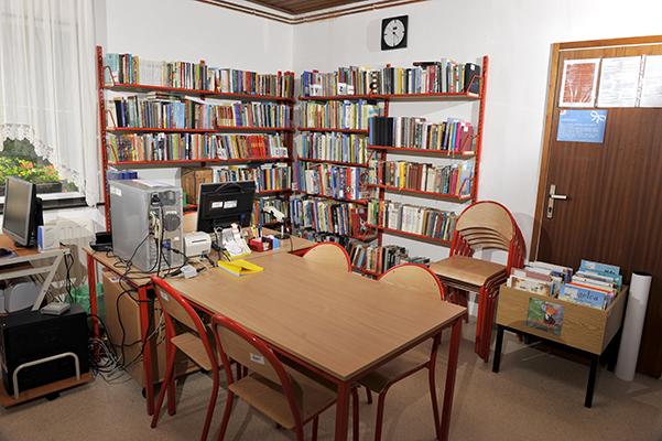 Knjižnica Rateče