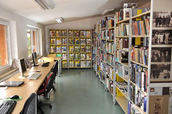 Knjižnica Matije Čopa Žirovnica