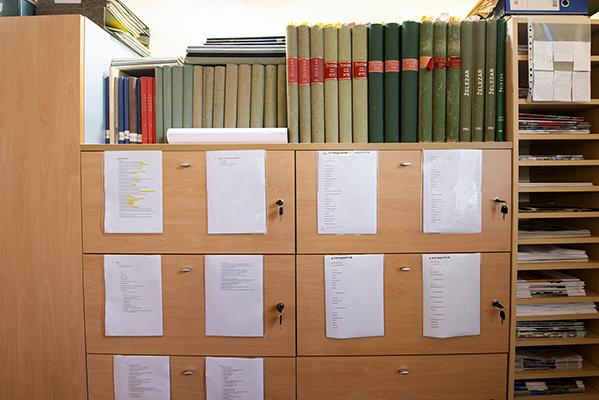 Občinska knjižnica Jesenice - Domoznanski oddelek