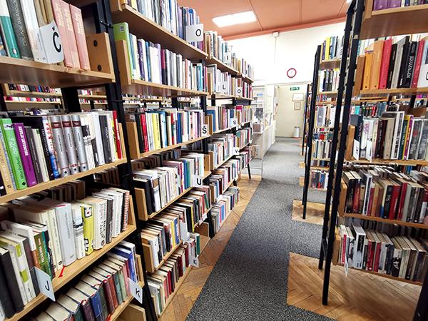 Občinska knjižnica Jesenice - Oddelek za odrasle