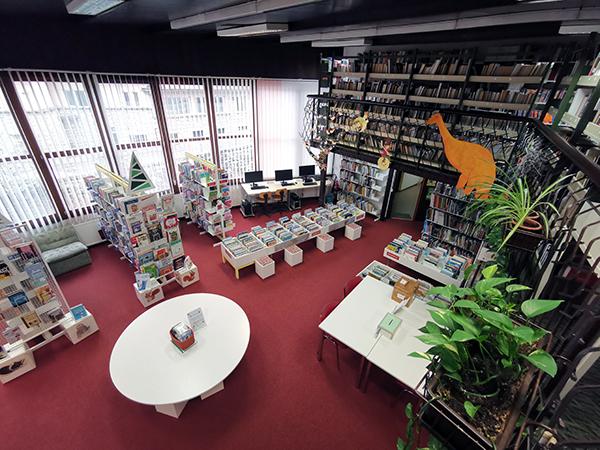 Občinska knjižnica Jesenice - Oddelek za otroke