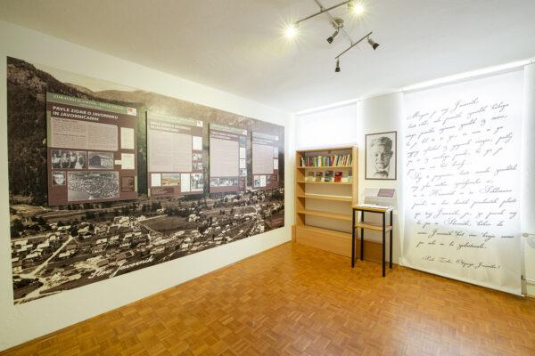 Spominska soba Pavleta Zidarja