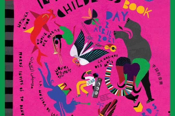 2. april, mednarodni dan knjig za otroke
