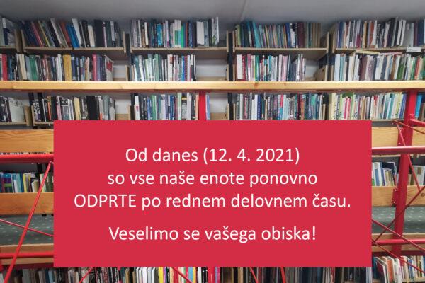 Odprte knjižnice